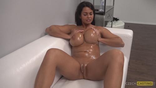 Czech Casting Veronika Big Tits Amateur Sex Porn HD .