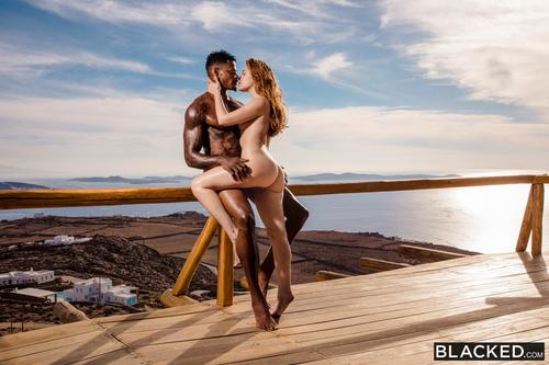 Jia Lissa The Real Thing Outdoor Interracial Porn 2018 .