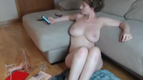 Very sexy big ass and big tits mature woman sex HD .