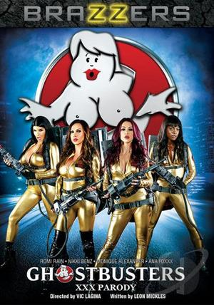Ghostbusters A XXX Parody Anal sex , double penetration HD.