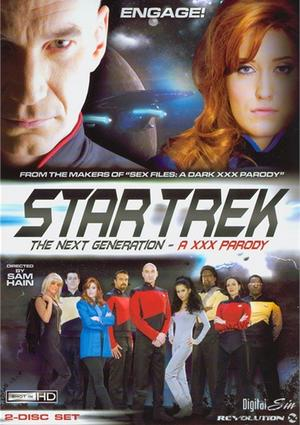 Star Trek The Next Generation: A XXX Parody HD.