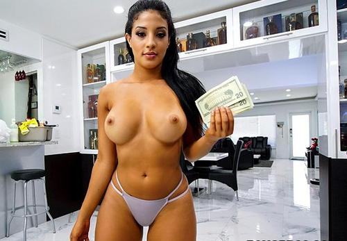 Beautiful Brazilian Teen Has Sex For Money With A Big Cock Guy HD.